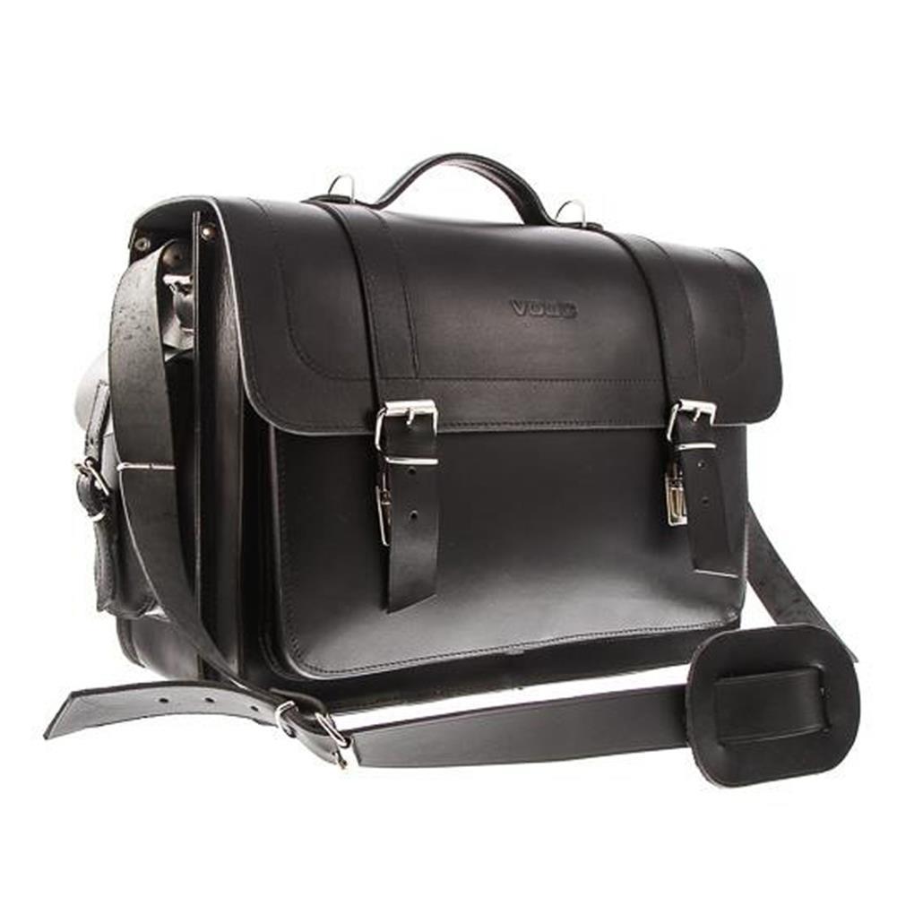 3ae8f2b230003 BIG kufer plecak torba Vintage P23 czarny - Bagażownia.pl