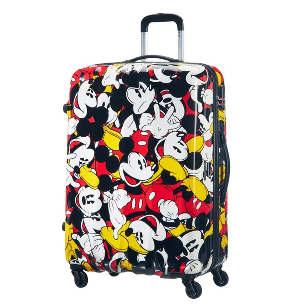 b51628dbaca56 Duża walizka SAMSONITE AT Disney Legends Mickey Comics - Bagażownia.pl