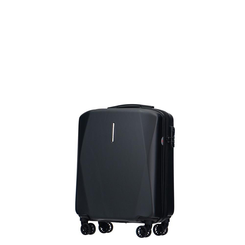 4492c92ea4e32 Mała kabinowa walizka PUCCINI SINGAPORE PC026C 1 Czarna - Bagażownia.pl