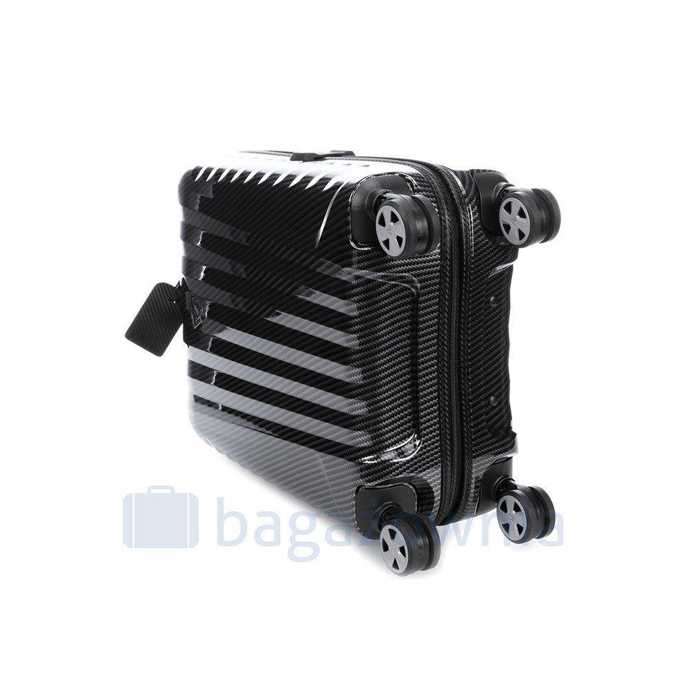 Mała kabinowa walizka RONCATO UNO DELUXE 5213-9595 Karbonowa