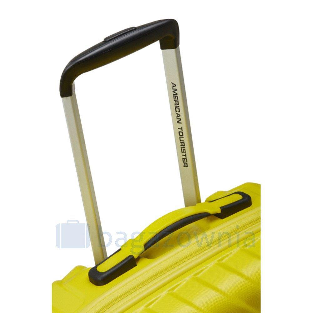 bf55f27aae1ac ... Mała kabinowa walizka SAMSONITE AT AIR FORCE 1 74401 Żółta ...