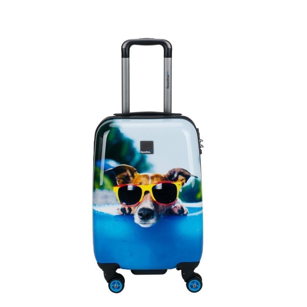 01e80ff4add94 Mała kabinowa walizka SAXOLINE HAPPY DOG S · Mała kabinowa walizka SAXOLINE  HAPPY DOG ...