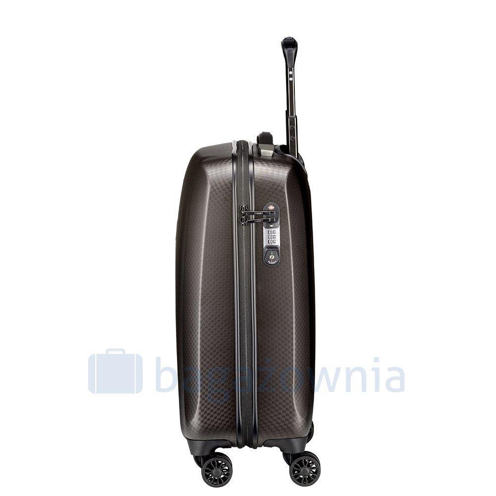 076fa789af547 ... Mała kabinowa walizka TITAN XENON DELUXE 816406-60 Brązowa ...