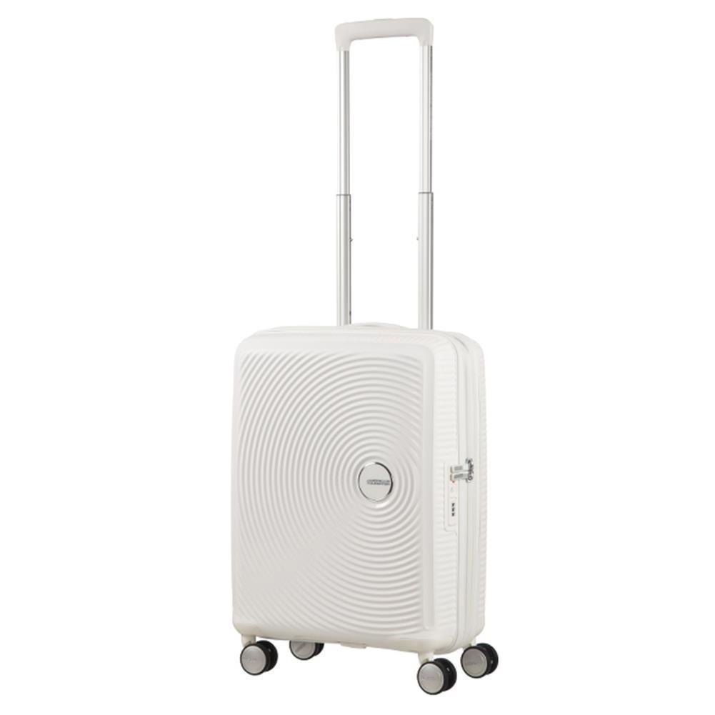 37f647ad61879 Mała walizka kabinowa SAMSONITE AT SOUNDBOX 88472 Biała ...