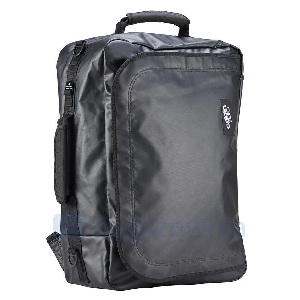 c28c01f41afd2 Plecak torba podręczna CabinZero Urban Messenger Czarny - Bagażownia.pl