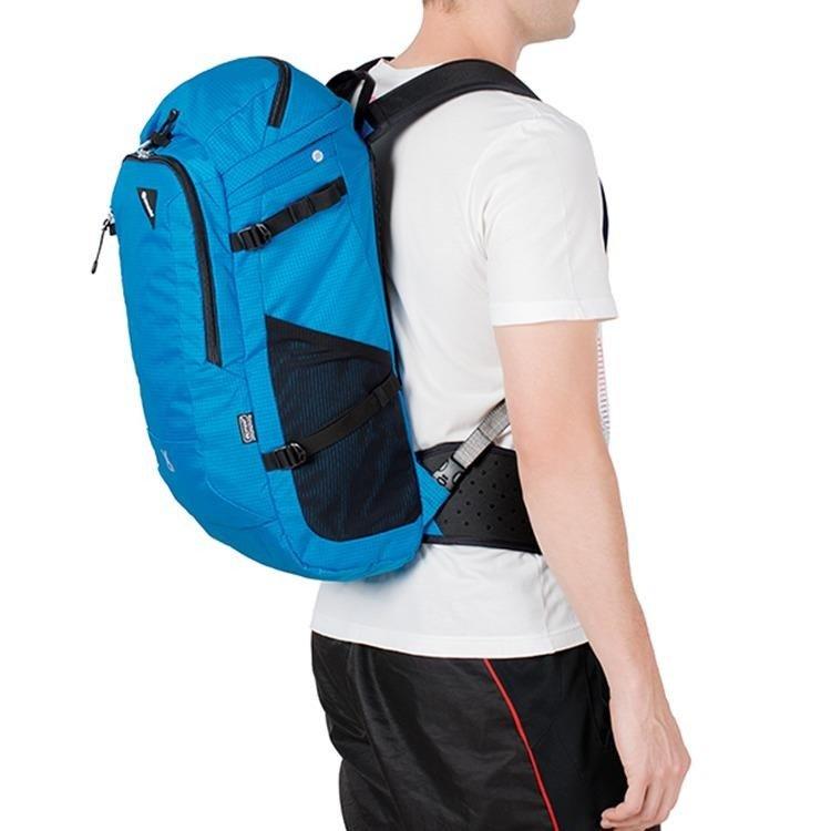 f6cb13012673f ... Plecak turystyczny antykradzieżowy Pacsafe Venturesafe X30 Czarny ...