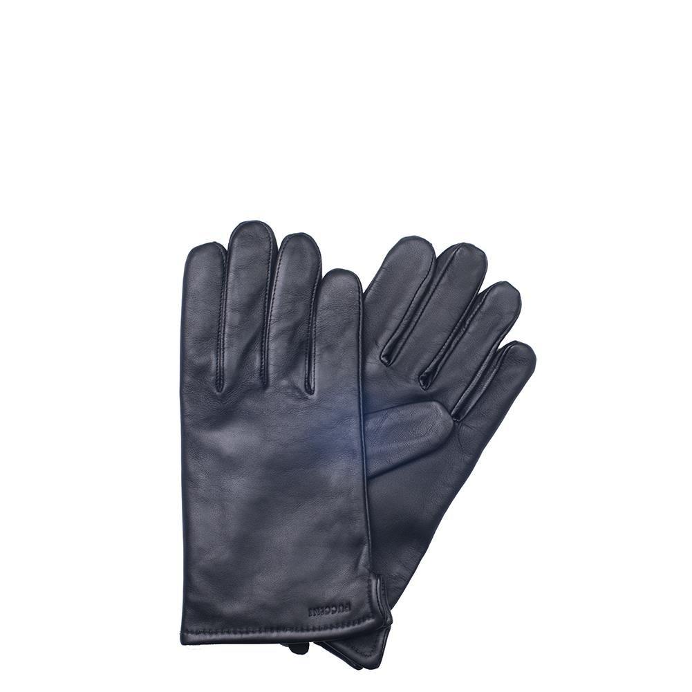 3199fa4fc6ef6e Rękawiczki męskie skórzane PUCCINI M 105 10 Czarne - Bagażownia.pl