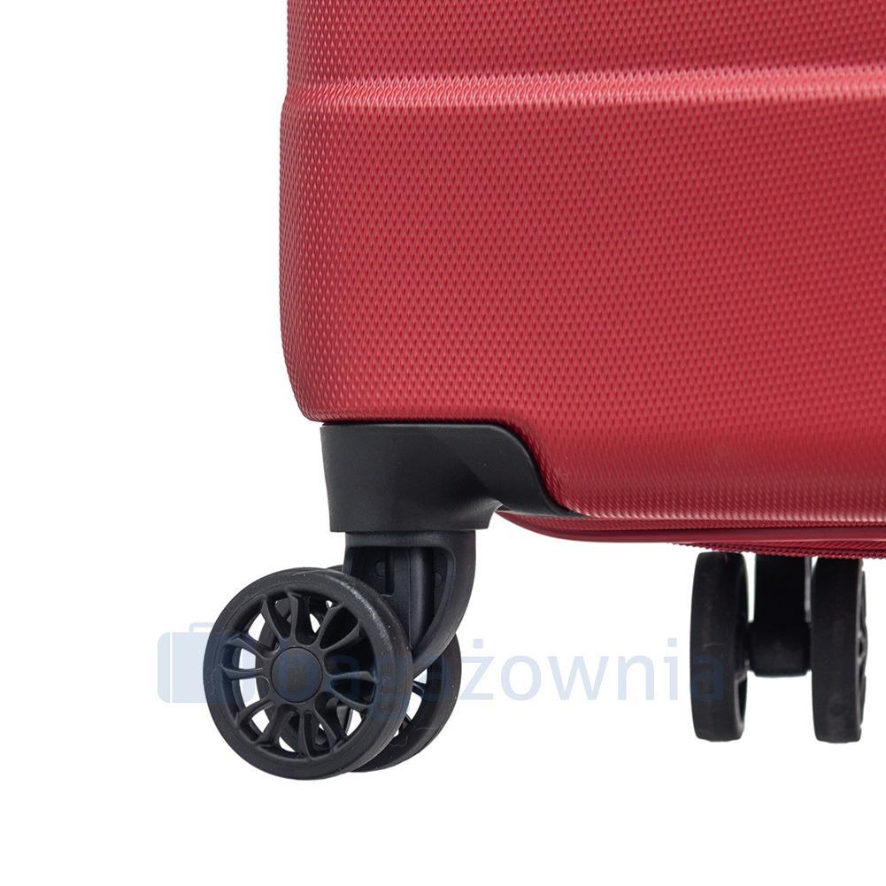 f8f9d21dc2250 Średnia walizka PUCCINI ATLANTA PC025B 3 Czerwona - Bagażownia.pl