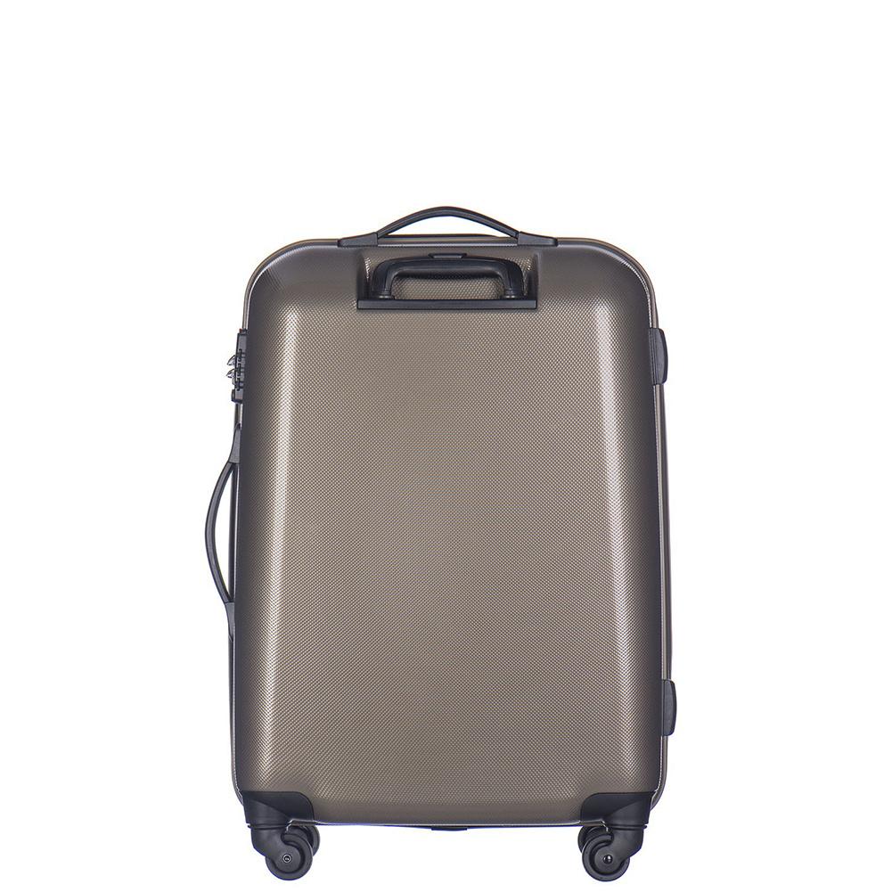 d586e6266ad90 Średnia walizka PUCCINI VOYAGER PC005B 6 Złota - Bagażownia.pl