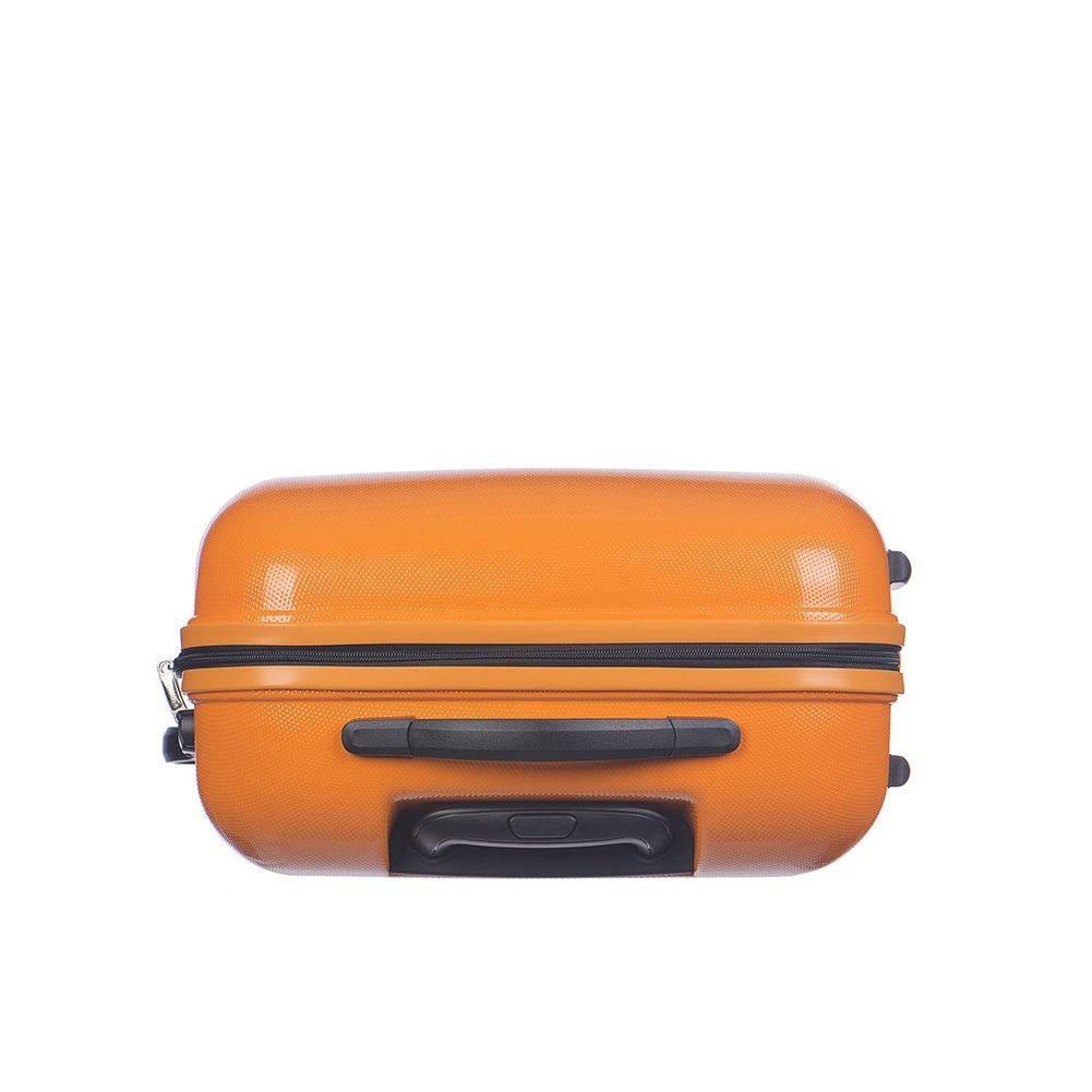 e689faba0b536 Średnia walizka PUCCINI VOYAGER PC005B 9 Pomarańczowa - Bagażownia.pl