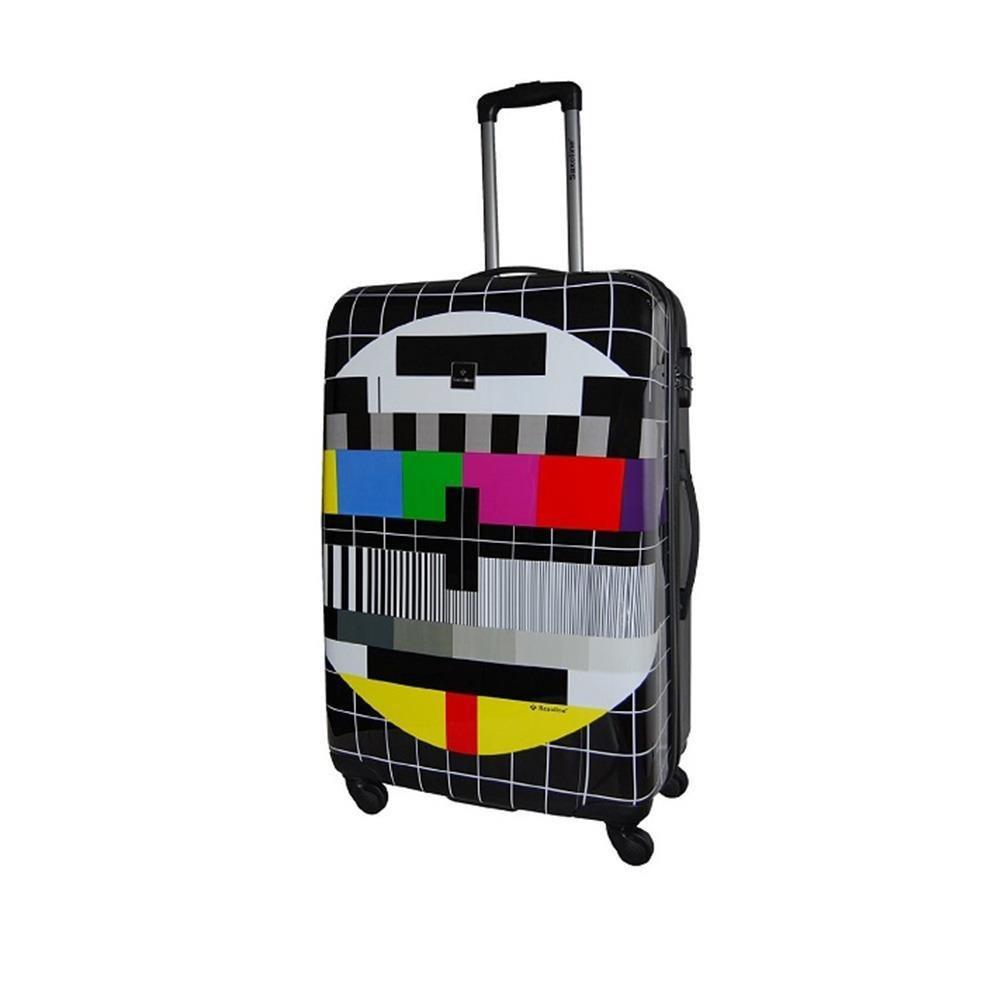 255cfb6602153 Średnia walizka SAXOLINE TV SCREEN M - Bagażownia.pl