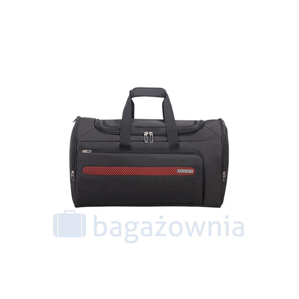 47263ee76cf40 Torba podróżna SAMSONITE AT AIRBEAT 103005 Czarna - Bagażownia.pl