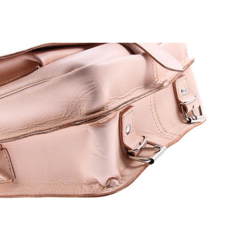 VERTICAL plecak torba KEMER VOOC Vintage P15 koniak