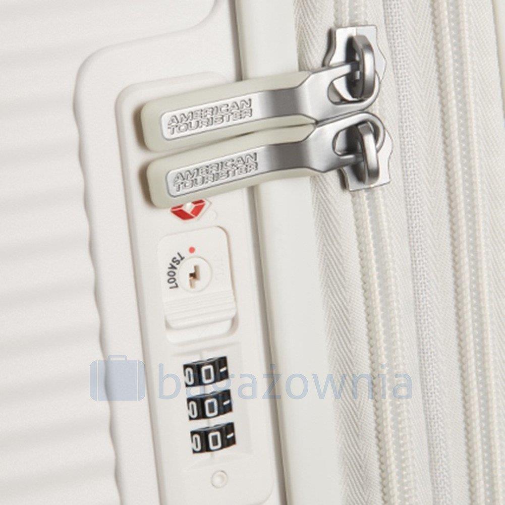 8356c37ad8c25 Zestaw walizek SAMSONITE AT SOUNDBOX Białe - Bagażownia.pl