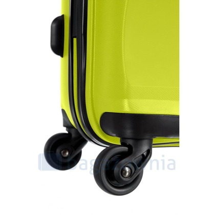 Mała walizka kabinowa SAMSONITE AT BON AIR 59422 Limonka