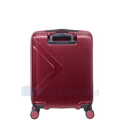 Zestaw walizek SAMSONITE AT MODERN DREAM Bordowe
